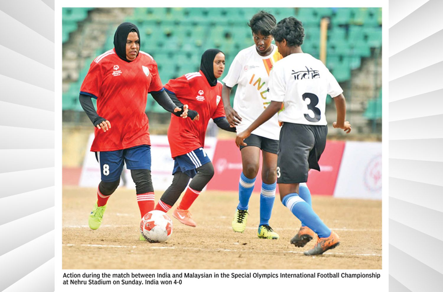 Special Olympics Deccan Chronicle