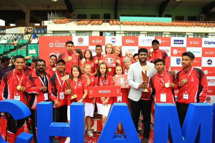 Evoke Media hosts the First Ever Special Olympics Football Championship in India.